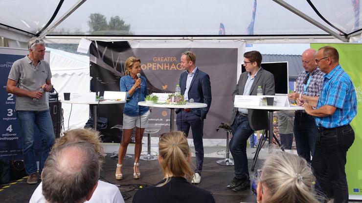 Folkemødet - Seminar at Danish political week